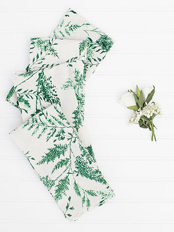 Fern Napkin Set of 4