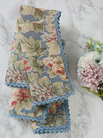 Cotillion Linen Napkin Set of 4