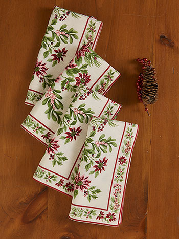 Tis the Season Napkin Set of 4