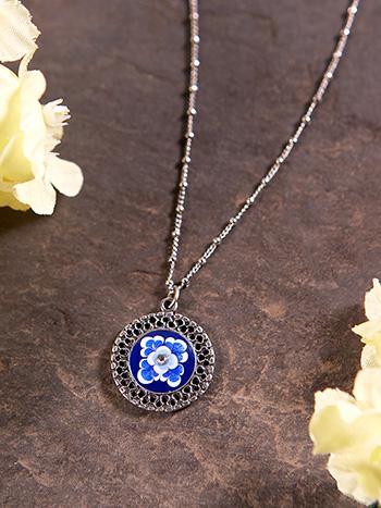 Windsor Pendant Necklace