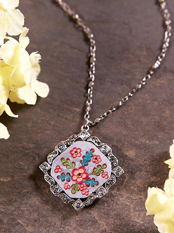 Versailles Garden Necklace