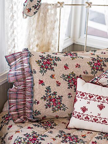 Belle Vue Pillowcase