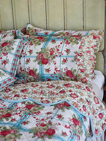 Cornwall Cottage Pillowcase