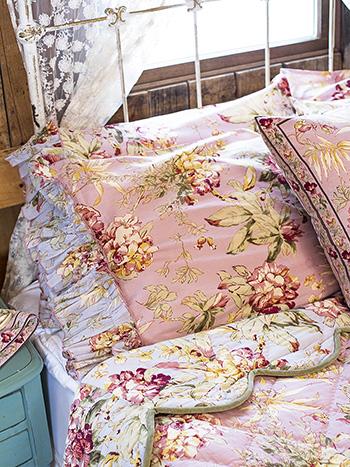 Hydrangea Dream Pillowcase