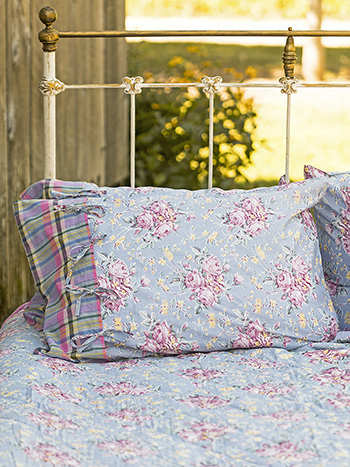 Viola Rose Pillowcase