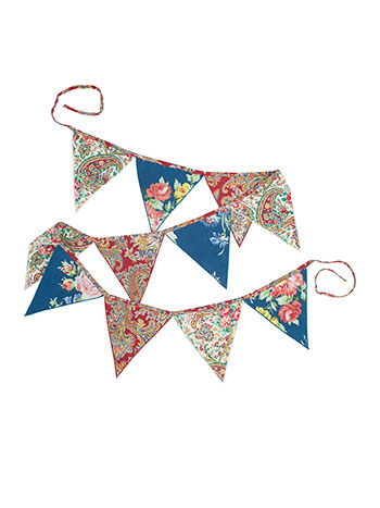 Everyday Patchwork Pennants