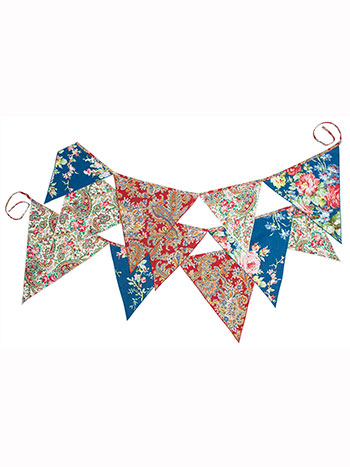Everyday Patchwork Party Pennants