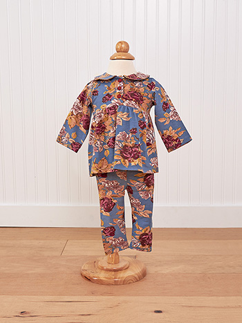 Rose Manor Baby Playsuit