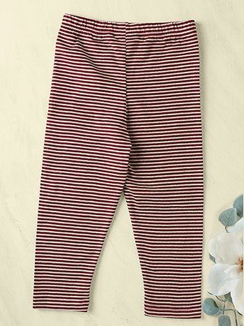 Pippy Stripe Girls Legging