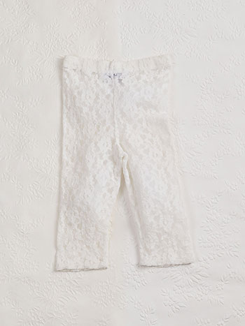 Rachelle Lace Girls Capri