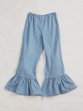 Seaside Stripe Girls Pant