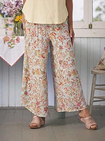 Orchid Study Pant
