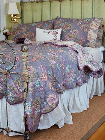 Jaipur Garden Quilt