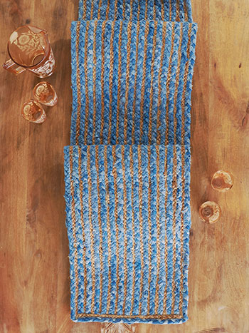 Manana Braid Table Runner