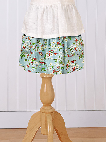 Springtime Girls Jersey Skirt