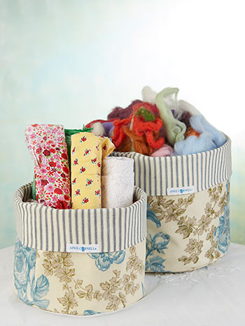 Arts and Craft Baskets Set