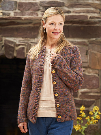 Country Melange Sweater