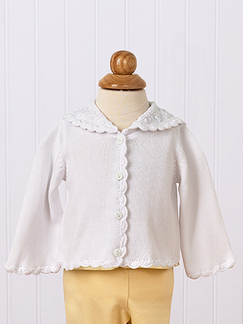 Bianca Baby Sweater