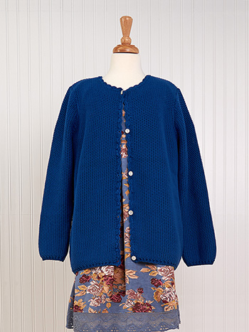 Abbey Young Lady Sweater