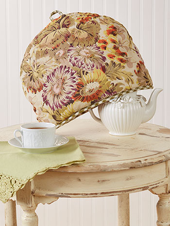 Autumn Patchwork Tea Cozy