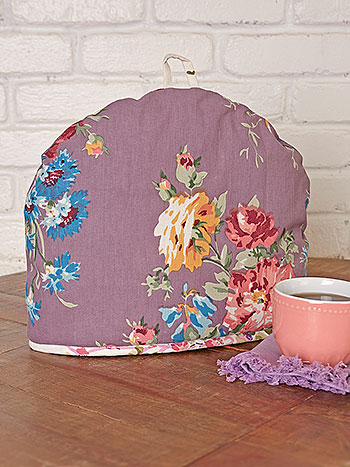 Cottage Rose Tea Cozy
