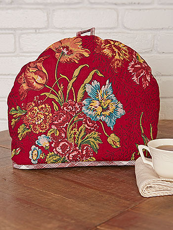 Jewel Patchwork Tea Cozy