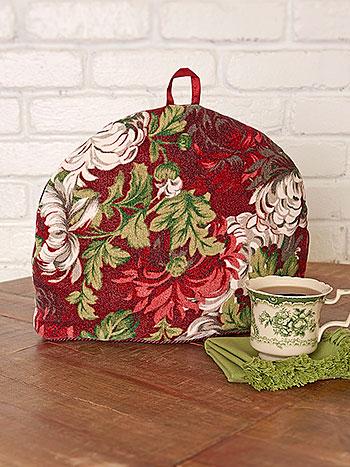Ava Velvet Tea Cozy