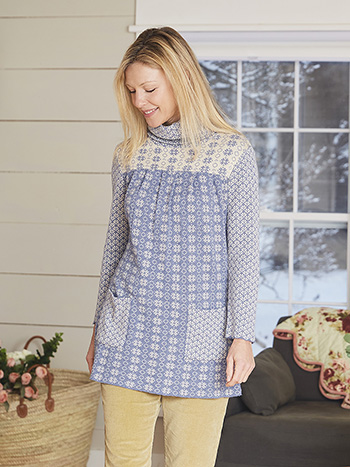 Norway Tunic Sweater
