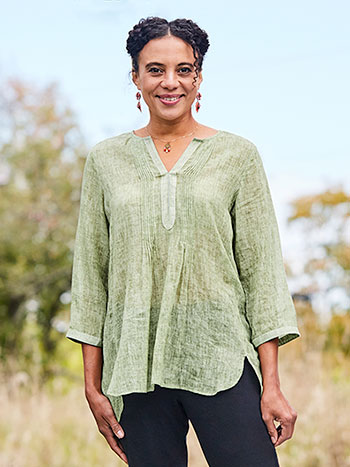 Meadow Breeze Tunic