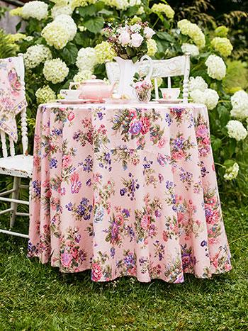 Artist Garden Round Cloth