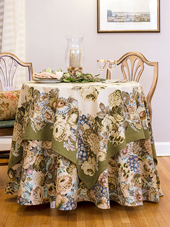 Autumn Gathering Tablecloth