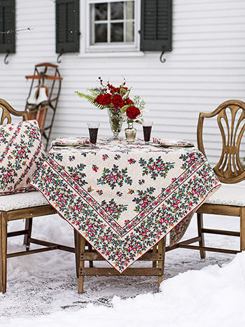 Belle Vue Tablecloth