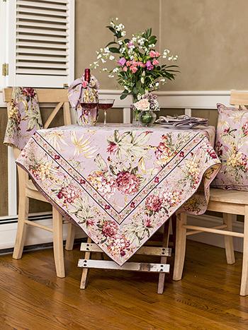 Hydrangea Dream Tablecloth