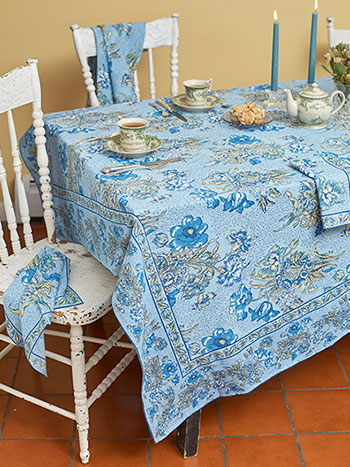 Jaipur Garden Tablecloth