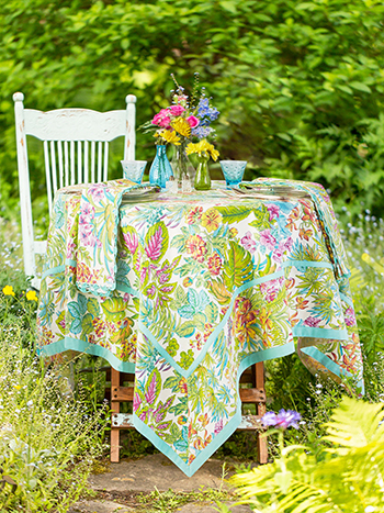 Jungle Tablecloth
