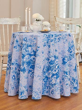 Marion Round Cloth
