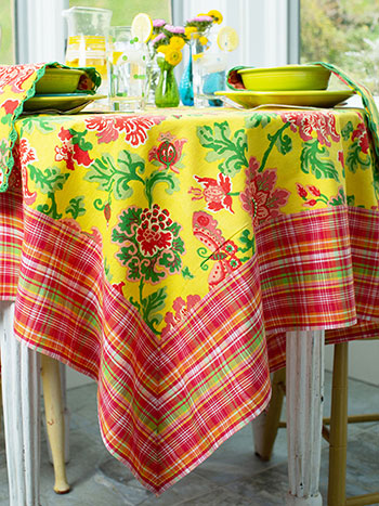 Ming Tablecloth