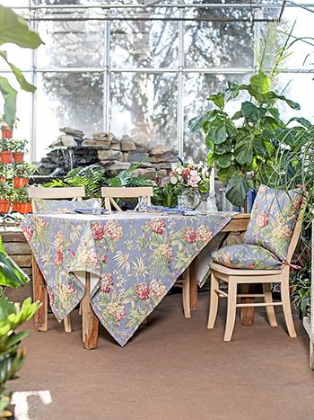 Hydrangea Dream Outdoor Tablecloth