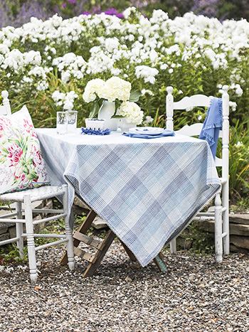 Bluebell Tablecloth