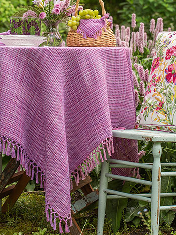 Misty Island Tablecloth