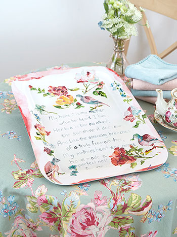 Mother Bed and Breakfast Tray