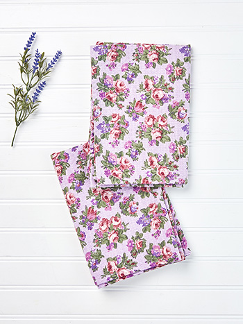 Elizabeth's Garden Tea Towel Set of 2