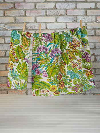 Jungle Tea Towel Set of 2