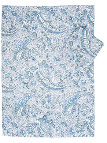 Priscilla's Paisley Tea Towel Set of 2