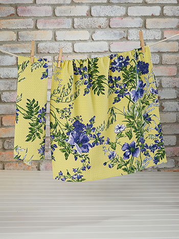 Wildflower Meadow Towel Set of 2
