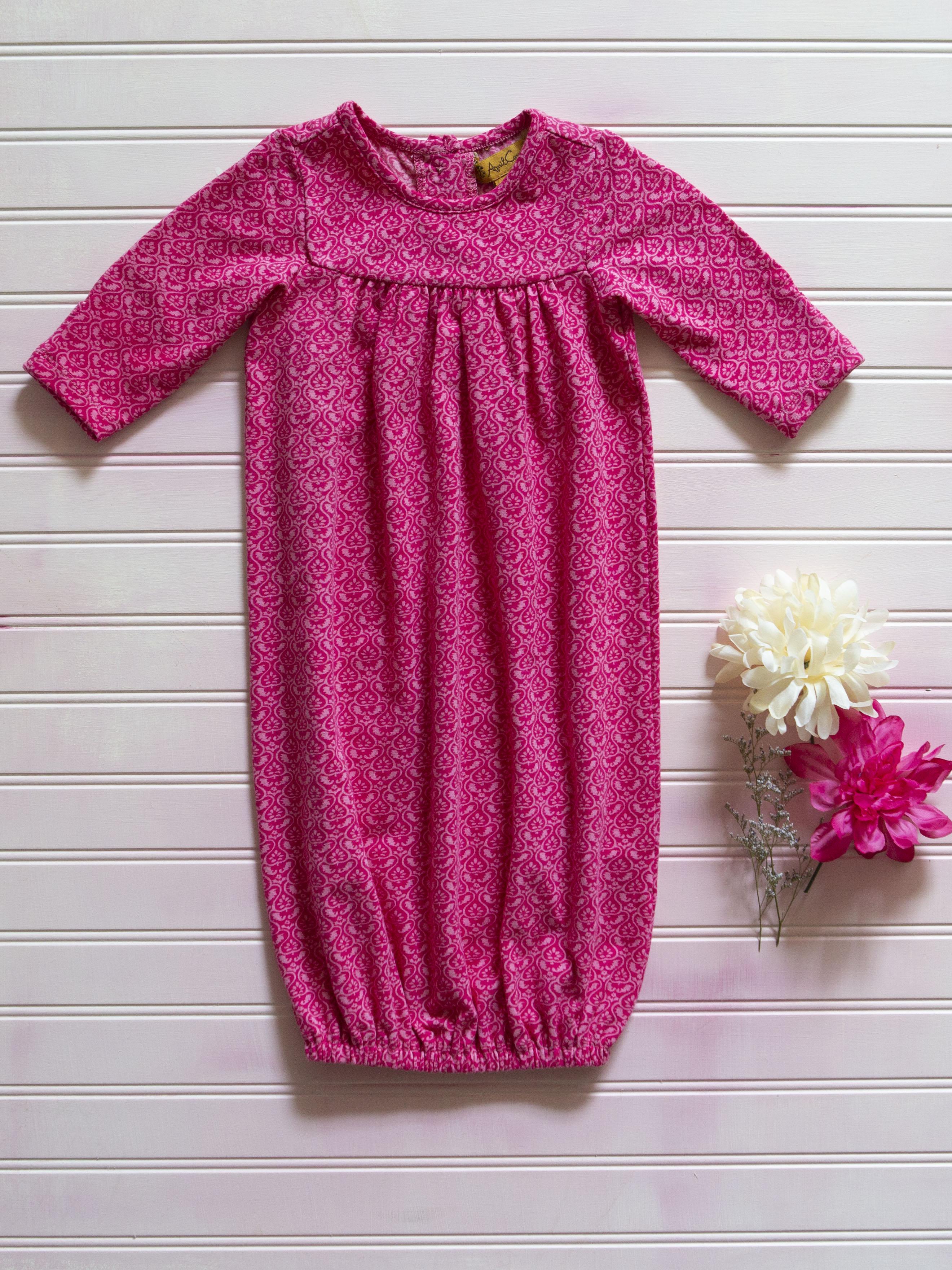 Moravia Baby Dress