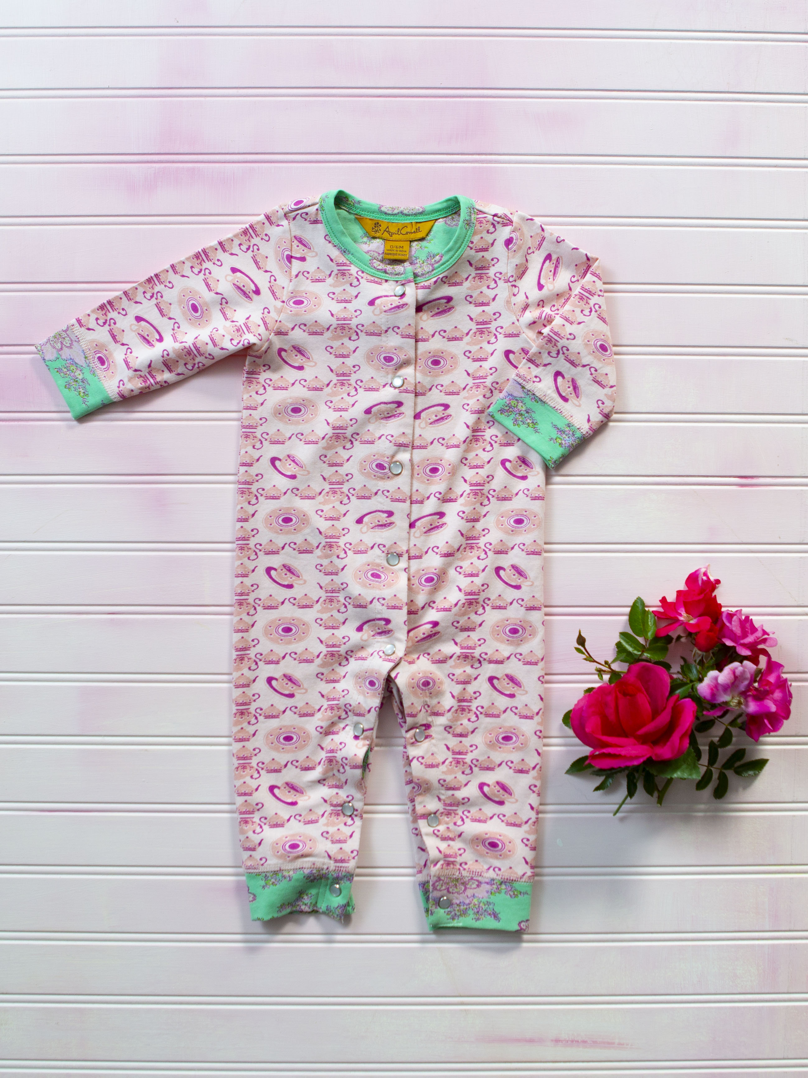 Teacup Girls Onesie