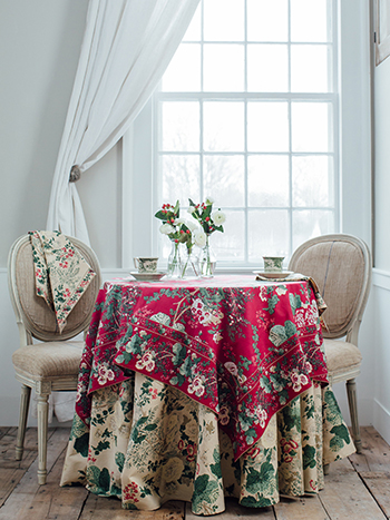 Joyful Christmas Layered Table