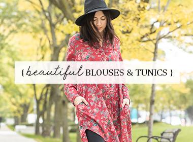 Blouses & Tunics