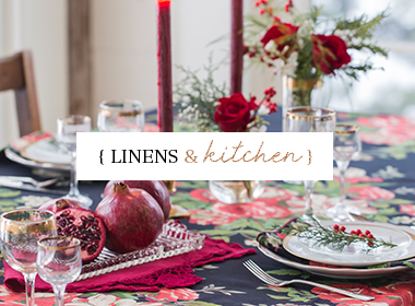 Linens & Kitchen